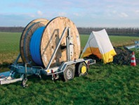 Pointed Model PZ Work Tent