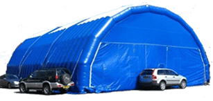 Large Inflatable Tents and Buildings