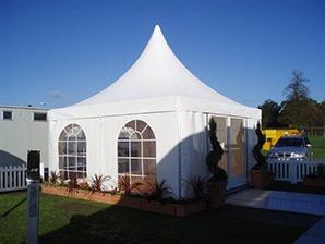 Pagoda Tent Wedding Celebration Party