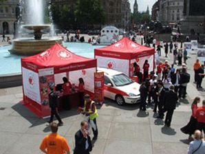 Work Tents - Pop Up Tents for Exhibitions